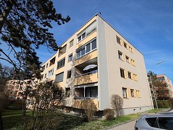 Wohnzimmer Westloggia Eckwohnung - Schöne helle 4 Zi Eckwohnung 107m² am Spitalberg