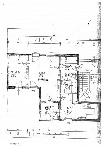 - Schöne 2 Zi Wohnung 68m² in Feschnig