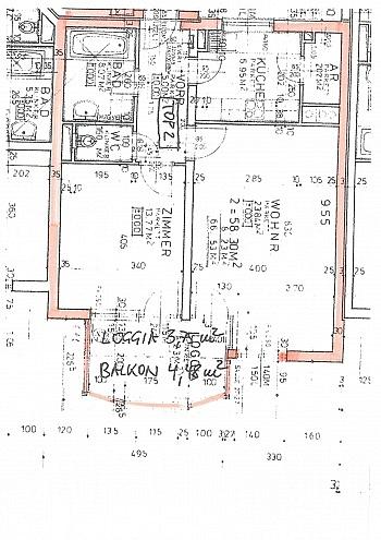 - Schöne 2 Zi Wohnung 66m² in Maria Saal