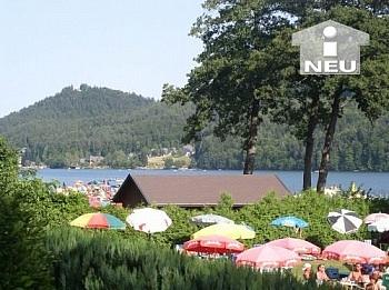Klopeinersee Seezugang Gartenbenützung - TOP 2 Zi Wohnung am Klopeinersee mit Seezugang