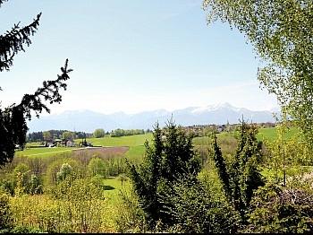 erhöhter Golfplatz Traumlage - Idyllische Liegenschaft am Köstenberg/Velden
