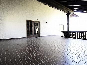 Gymnastikraum Fliesenböden unmittelbarer - Idyllische Liegenschaft am Köstenberg/Velden