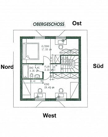 Sofort Balkon Garten - Wunderschönes neuwertiges Wohnhaus in Feistritz