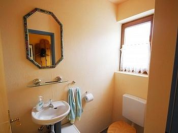 Schlafzimmer Waschküche Holzfenster - Wunderschönes neuwertiges Wohnhaus in Feistritz