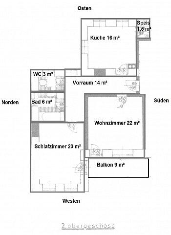 Tonnen große Dusche - Wunderschöne 2-Zi Wohnung für Anleger in Ferlach