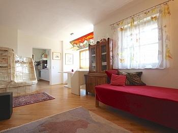 eingefriedetes Modernisierung Kellergeschoss - Wohnhaus mit Panoramablick in Ludmannsdorf