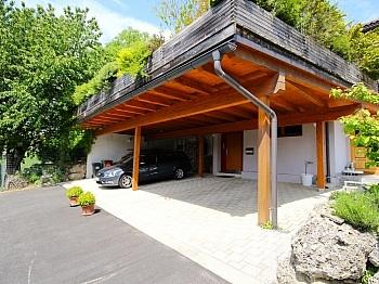 Vorraum Dusche Küche - Wohnhaus mit Panoramablick in Ludmannsdorf