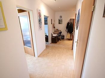 Parkett freien Zimmer - Neuwertige 3 Zi Wohnung  94m² - Viktring