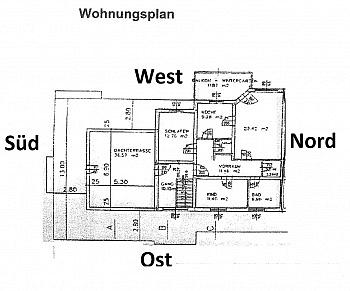Nähe fixer Stock - 3 Zi Penthouse 100m² mit XL Terrasse-Lemischgasse