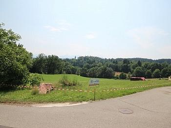 traumhafter Grundstück Klagenfurt - Wunderschöner Baugrund nähe Forstsee Ruhelage