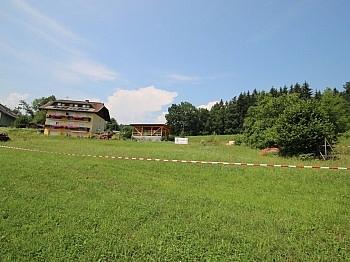 Sonniger befindet Strasse - Wunderschöner Baugrund nähe Forstsee Ruhelage