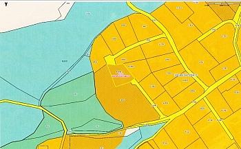 Ruhelage Gemeinde gewidmet - Sonniger Baugrund mit Seeblick in Schiefling/Auen
