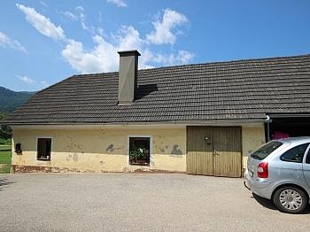 Flächenangaben Baulandkataster Dacheindeckung - Kleine Landwirtschaft mit 1,05 Hektar-Sittersdorf