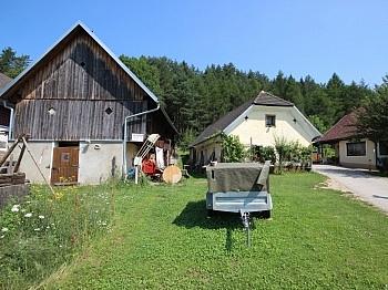 Arrondierungsflächen Fortwirtschaftliche zusammenhängende - Kleine Landwirtschaft mit 1,05 Hektar-Sittersdorf