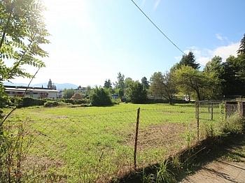 Grundstück Anschlüsse erreichbar - Schöner, flacher Baugrund mitte Viktring 1050m²