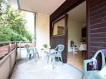 Rücklagen Verglasung Verwaltung - 2-Zi-Wohnung in Velden/Köstenberg Nähe Wörthersee