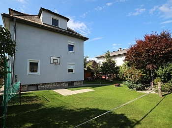 Schönes Zweifamilienwohnhaus 170m² - Waidmannsdorf