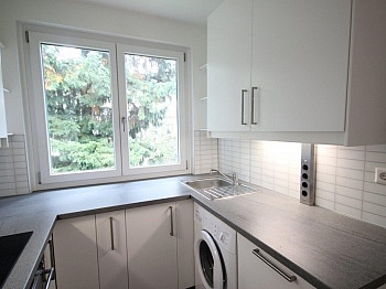 Waschmaschine ausgerichtet Schlafzimmer - 2 - Zi Wohnung Nähe Klinikum Klagenfurt