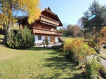 Fenster jährlich möbliert - Wunderschönes Holzblockhaus Maria Rain/Toppelsdorf