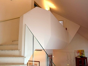 Verglasung einmaligen Fernwärme - Helle 4-Zimmer Penthousewohnung in Viktring