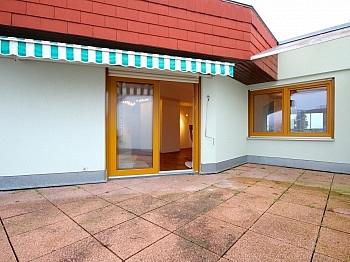 Zugang Betriebskosten Westterrasse - Helle 4-Zimmer Penthousewohnung in Viktring