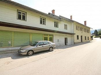 Keller Zimmer zwei - Wohnhaus mit Geschäftslokal in Zweinitz