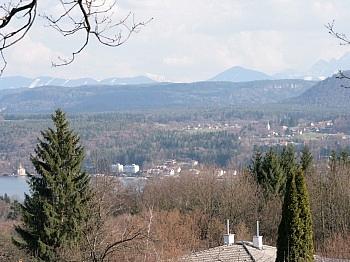 Velden Wörthersee Baugrundstück - Velden/Göriach Baugrundstück mit Panoramablick