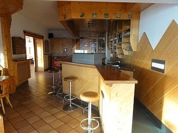 Betriebskosten Vollmöbliert Bundesstraße - Hotel-/Restaurant in Lavamünd mit Traumaussicht