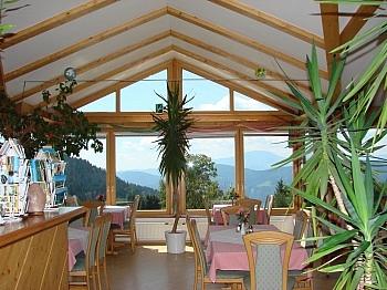 Quellwasseranlage Luftwärmepumpen Wasserversorgung - Hotel-/Restaurant in Lavamünd mit Traumaussicht