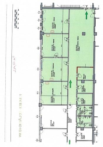 Stock Lager Damen - NEUES tolles 215m² Büro in Klagenfurt
