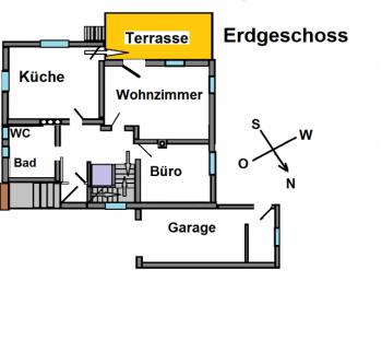 Räumen saniert flaches - Großes Einfamilienhaus in sonniger Lage-Viktring