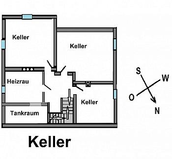 Sofort Keller teile - Großes Einfamilienhaus in sonniger Lage-Viktring