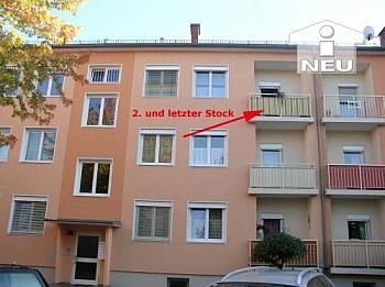 inkl Durchlaßstrasse Warmwasser - Sonnendurchflutete 3 Zi Wohnung 73m² in der Durchlaßstrasse