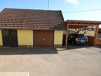 Rollos Garage Küche - 3 Zi Gartenwohnung mit 475m² Grund in Klagenfurt