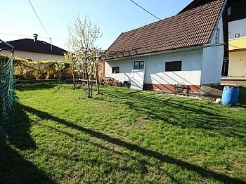 Grund Strom Nähe - 3 Zi Gartenwohnung mit 475m² Grund in Klagenfurt