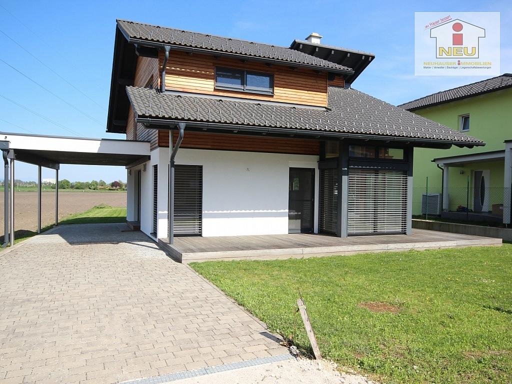 Neues modernes 114m wohnhaus in viktring neuhauser for Modernes wohnhaus