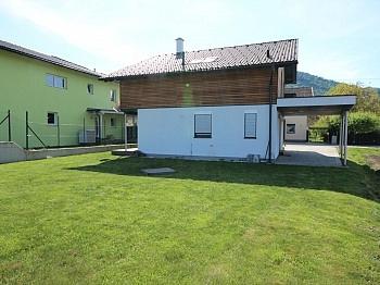inkl Ahornklebeparkettböden Warmwasseraufbereitung - Neues modernes 114m² Wohnhaus in Viktring