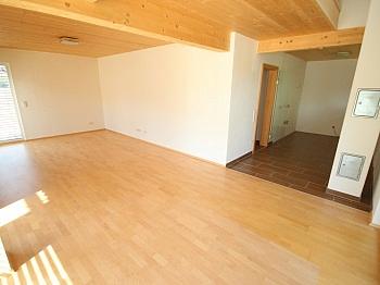 Fußbodenheizung Erholungsgebiet Flächenangabeb - Neues modernes 114m² Wohnhaus in Viktring
