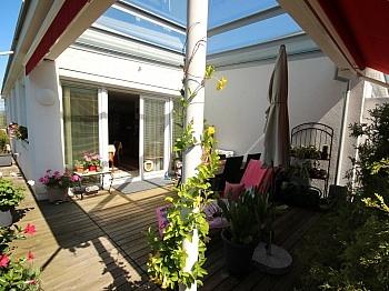 Kunststofffenster Fußbodenheizung Parteienwohnhaus - 3 Zi Penthouse 90m² mit XXL Terrasse - Viktring