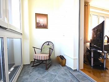 Wohnanlage Klagenfurt Karawanken - Hoch hinauf! Gepflegte 2-Zi-Wohnung im 10.Stock