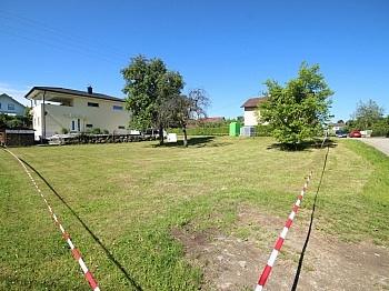 Wohngegend Klagenfurt Baugrund - Schöner, sonniger Baugrund Viktring 783 m²