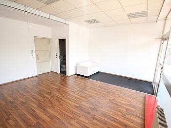 Fernwärme Verwaltung Alufenster - 31m² Geschäftslokal Nähe Villacher Ring