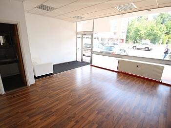 Kellerabteil inkl Schaufensterflächen - 31m² Geschäftslokal Nähe Villacher Ring