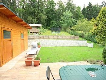 Dusche Vollwärmeschutz Wohnzimmer - Viktring unverbaubarer Blick auf Klagenfurt