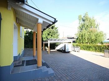 Vorraum großes Zugang - Viktring unverbaubarer Blick auf Klagenfurt