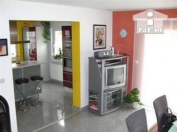 Kunstofffenster Einfamilienhaus Massivbauweise - Modernes neues Einfamilienhaus in Viktring