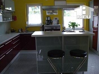 hochwertiger Südterrasse Wohnbereich - Modernes neues Einfamilienhaus in Viktring