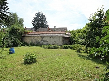 Welzenegg gelegenes sonniges - 988m² Baugrund mit älterem Wohnhaus - Welzenegg