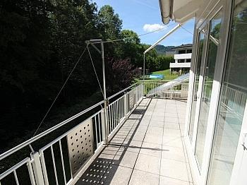 Reauz inkl Elternschlafzimmer - Tolle 3 Zi Terrassenwhg. 102m² Keutschach-Reauz