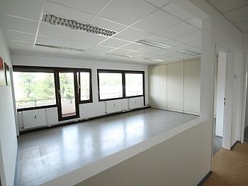 Büroräume überdachte Parkplätze - TOP Büros 105m² bis 256m² in Klagenfurt